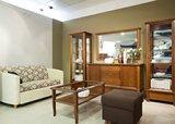 Vitríny do obývacího pokoje