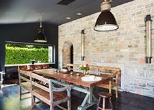 Kuchyňské jídelní lavice
