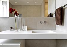 Koupelnové pracovní desky
