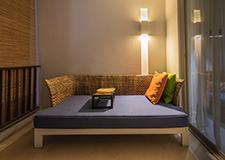 Ratanové postele